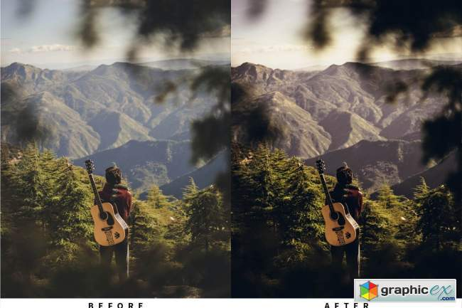 10 Adventure Lightroom Presets