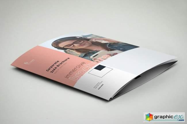 Trifold Brochure 3xA4