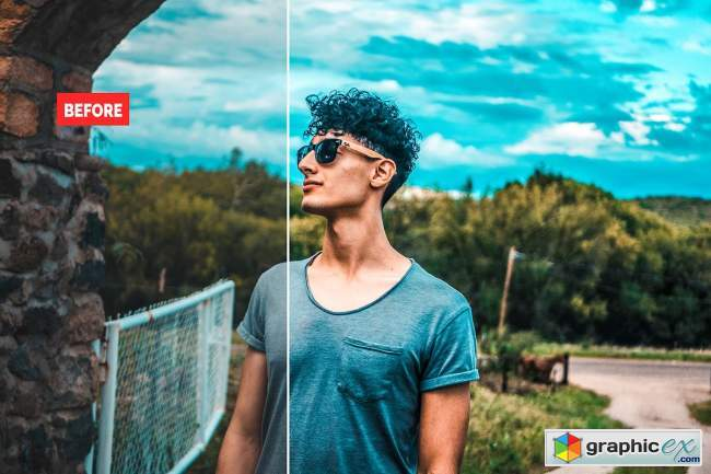 120 Master HDR Photoshop Actions