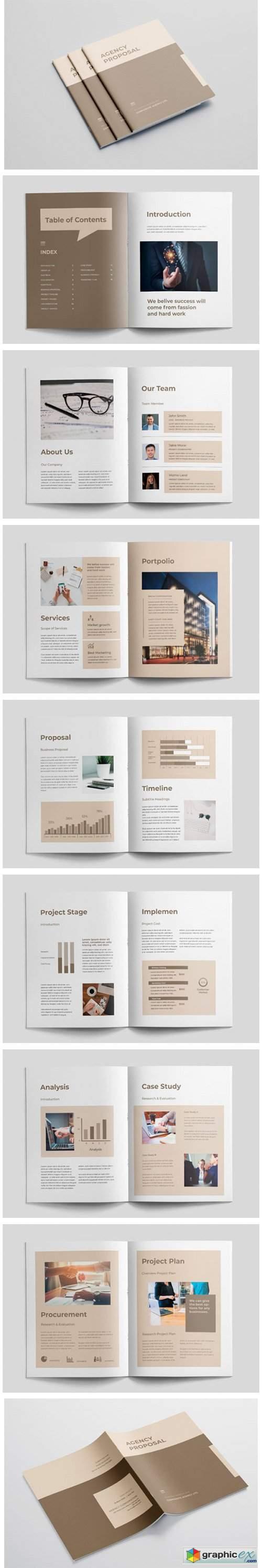 Agency Proposal Design