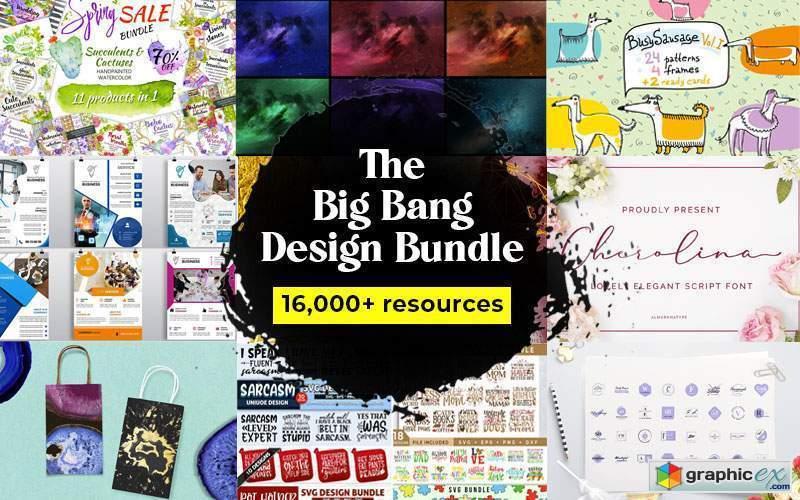 The Big Bang Design Bundle