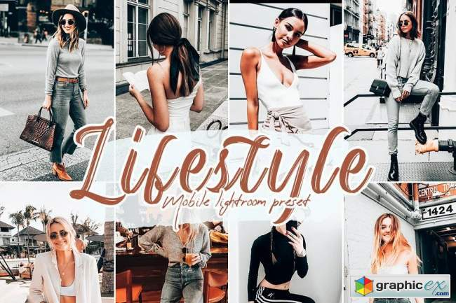 Lifestyle Lightroom Presets 5845439