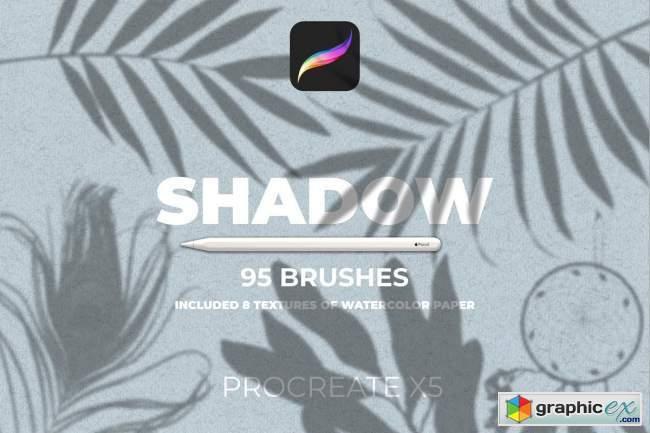 95 Shadows for PROCREATE