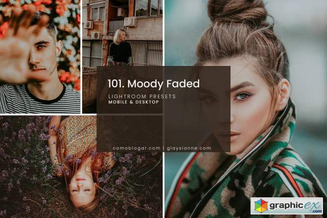 101. Moody Faded Preset