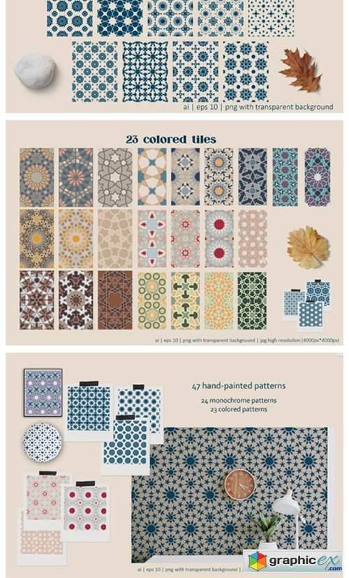 Arabesque: Islamic Art Patterns