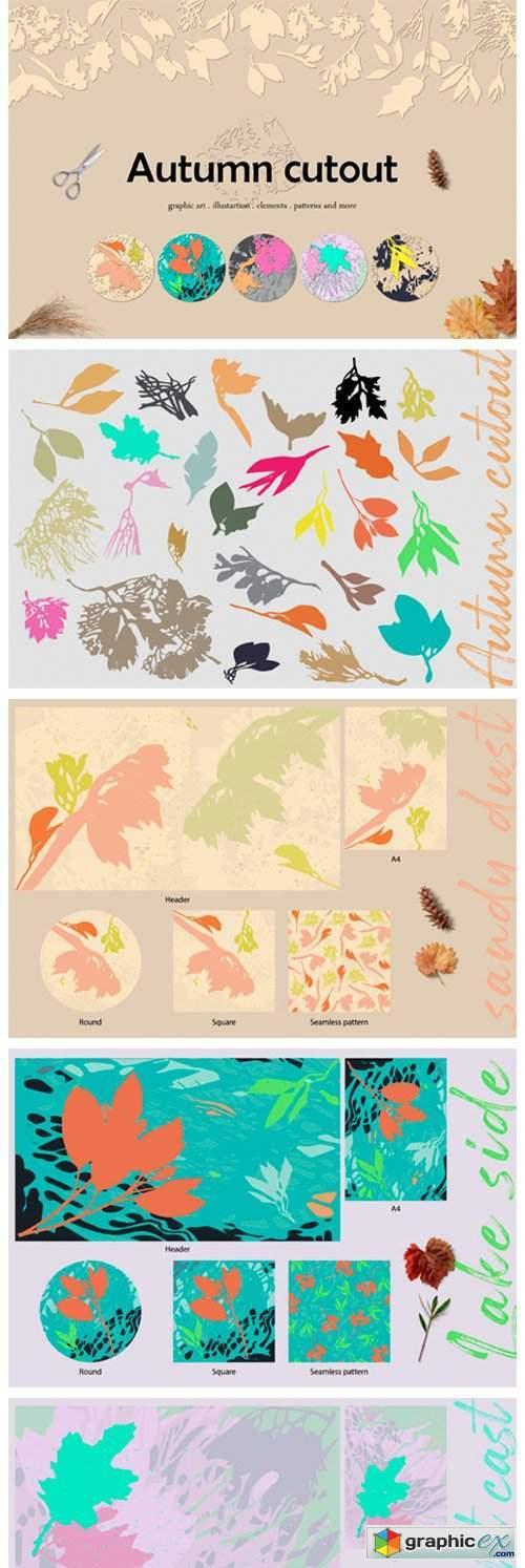 Autumn Cutout
