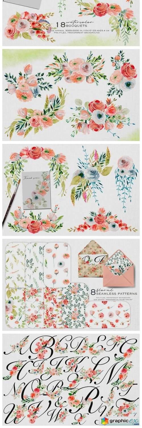 Floral Season Collection
