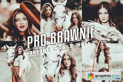 Brawnie Lightroom Presets Mobile and Desktop