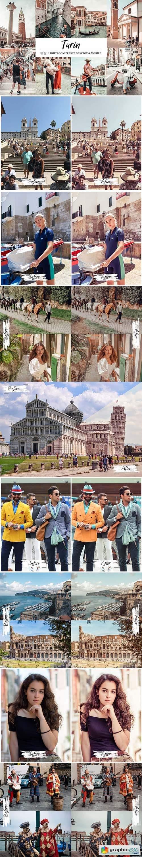 08 Turin Mobile & Lightroom Presets