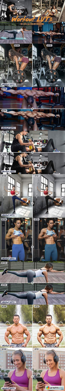 Workout - Sports LUTs Bundle