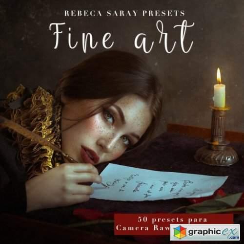 Rebeca Saray - Fine Art Presets