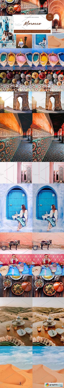 20 x Lightroom Presets, Morocco