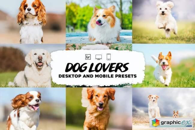 Dog Lovers Lightroom Presets