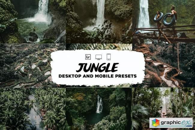 Jungle Lightroom Presets 5953542