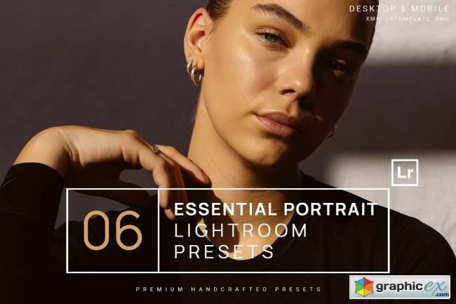 6 Essential Portrait LR Presets