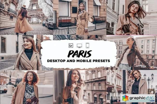 Paris Lightroom Presets 5953568