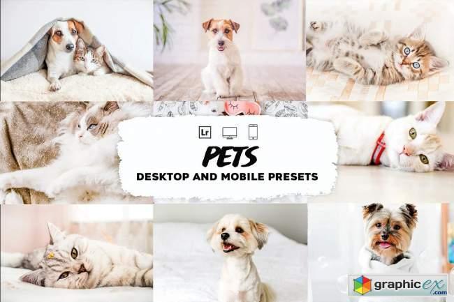 Pets Lightroom Presets 5953585