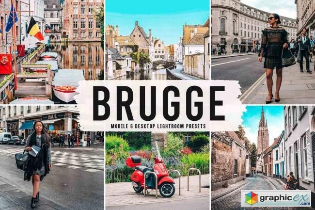 Brugge Pro Lightroom Presets