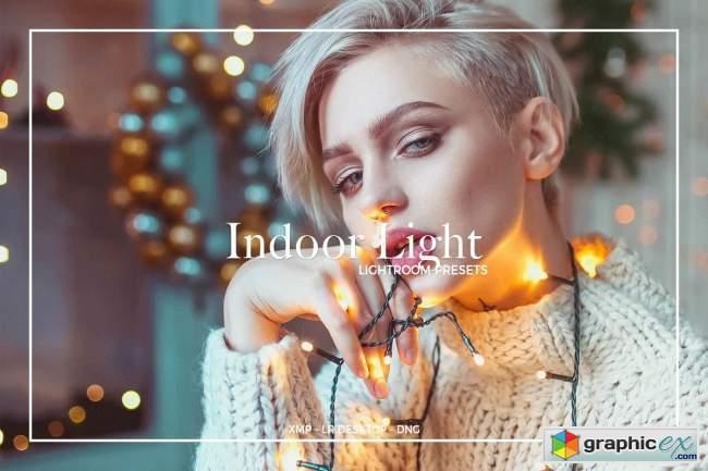 INDOOR LIGHT LIGHTROOM PRESETS