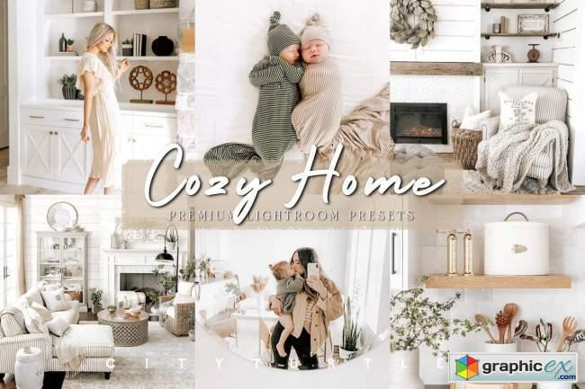 Bright Indoor Cozy Home Presets
