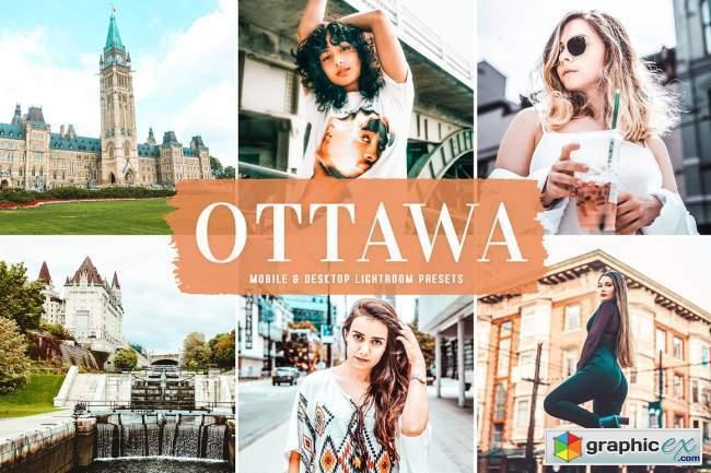 Ottawa Pro Lightroom Presets Pack