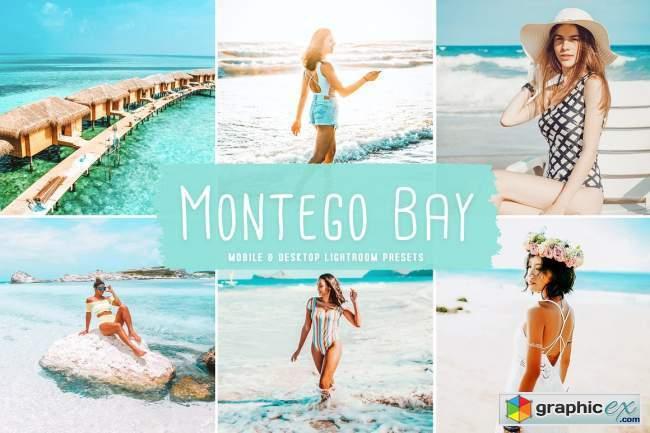 Montego Bay Pro Lightroom Presets