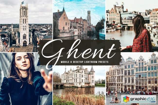 Ghent Pro Lightroom Presets