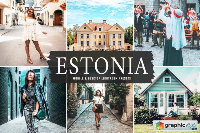 Estonia Pro Lightroom Presets