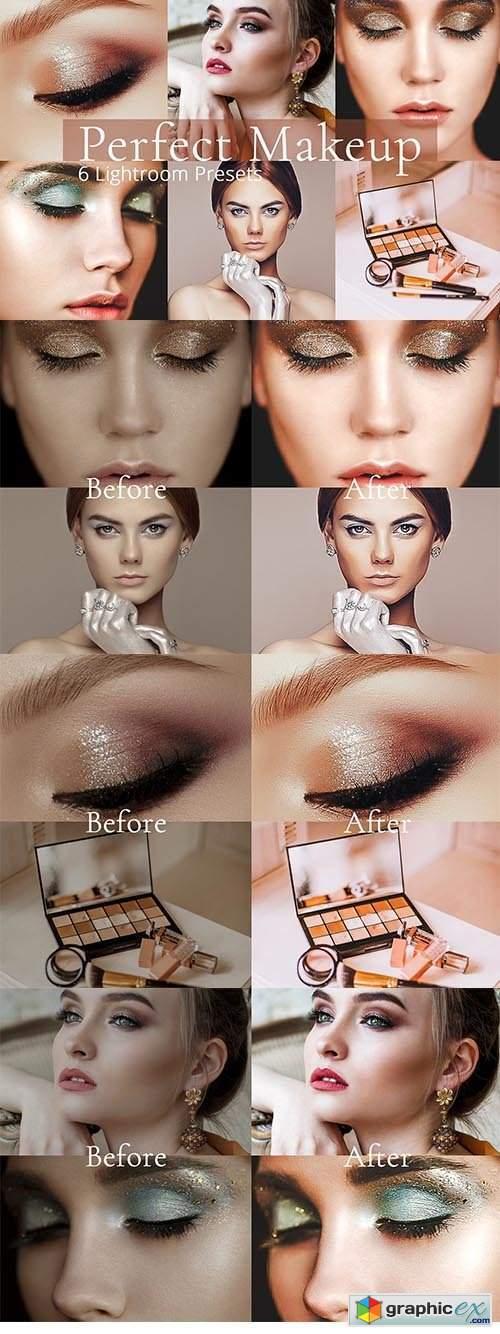 Perfect Makeup - Lightroom Presets