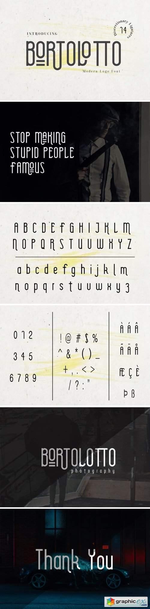 Bortolotto Font