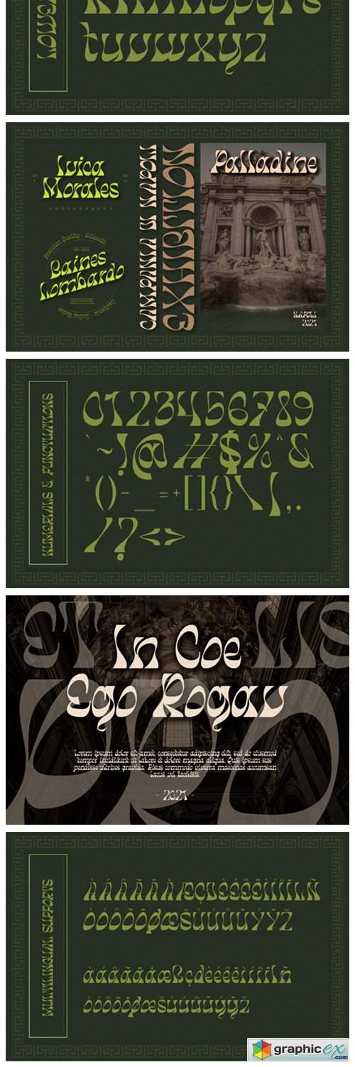 Kaifiya Font
