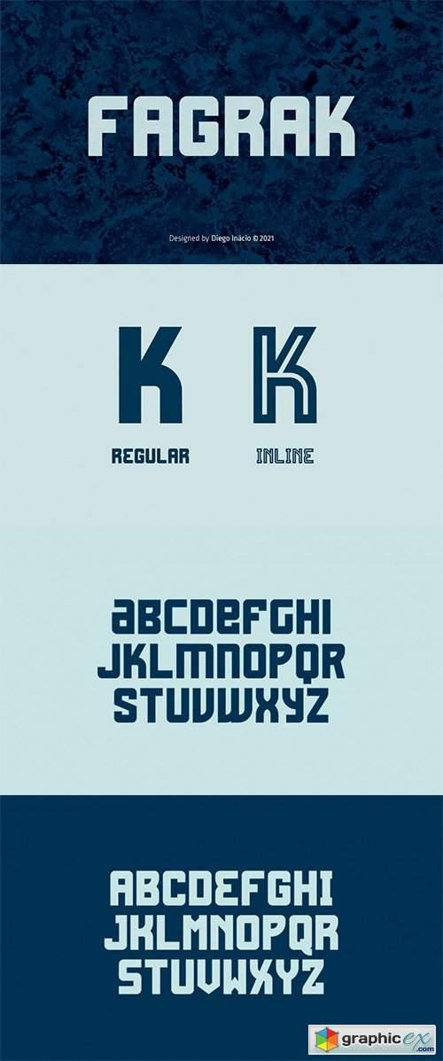 Fagrak Font