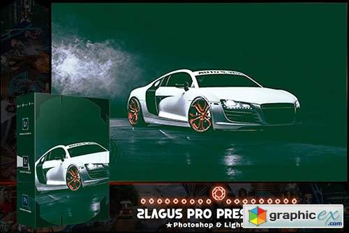 PRO Presets - V 05 - Photoshop & Lightroom