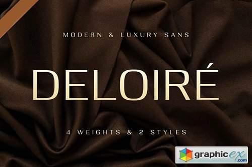 Deloire Font