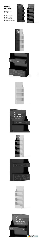 Display Stand Mockup 6063306