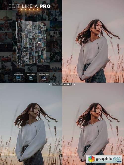 Edit Like A PRO 38th - Photoshop & Lightroom