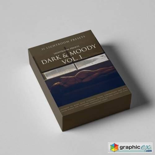 Marco Ibanez - Dark & Moody LR Presets Vol.1