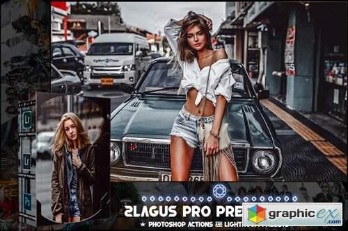 PRO Presets - V 02 - Photoshop & Lightroom