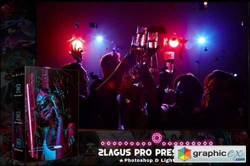 PRO Presets - V 03 - Photoshop & Lightroom