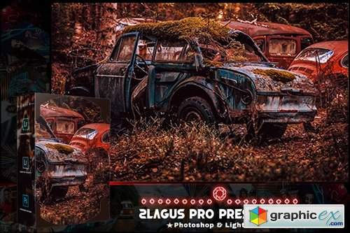 PRO Presets - V 01 - Photoshop & Lightroom