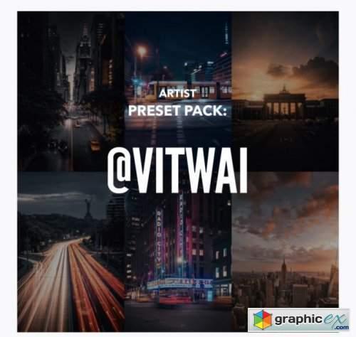 ARTIST PRESET PACK: VITWAI