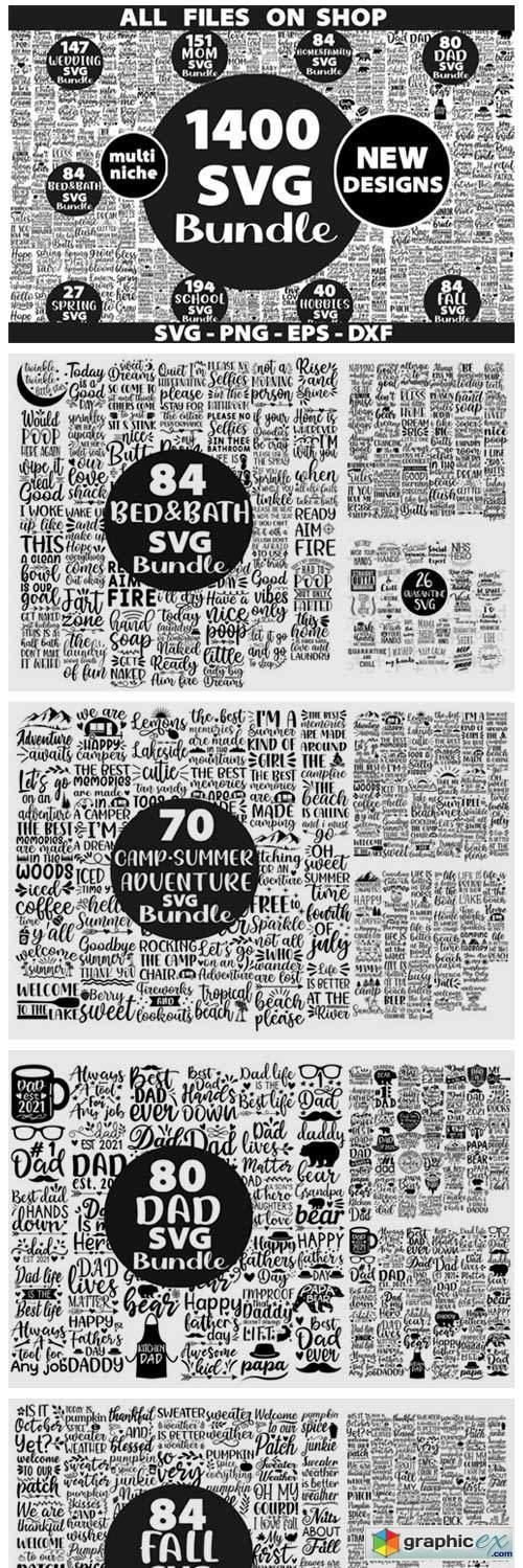 1400 Quotes Bundle