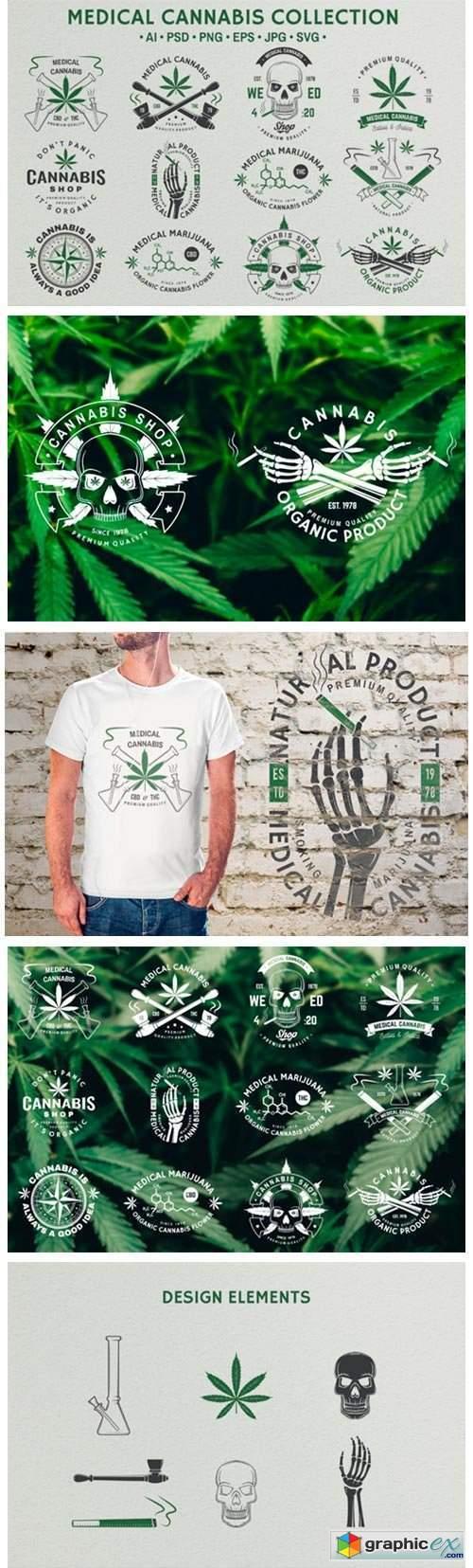 Medical Cannabis Collection
