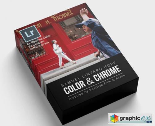 Samuel Lintaro Hopf - STREETLIFE - Color & Chrome Presets