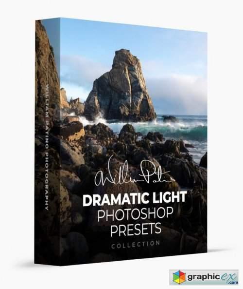 William Patino - Dramatic Light Lightroom Presets