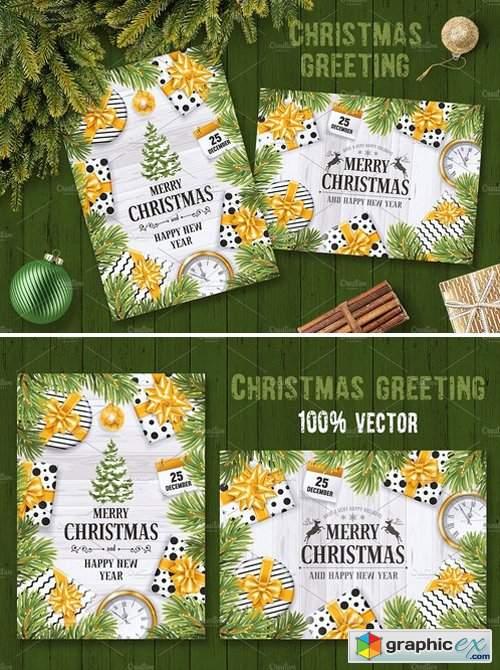 Christmas Greeting Card 2006926