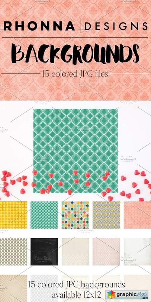 Rhonna Designs Backgrounds