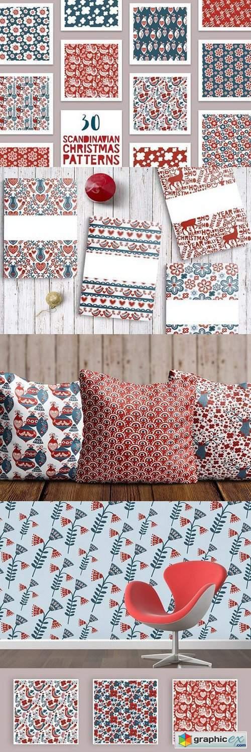 30 Christmas Patterns