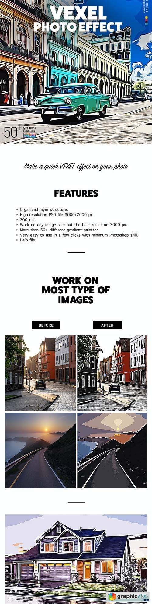 Vexel Photo Effect