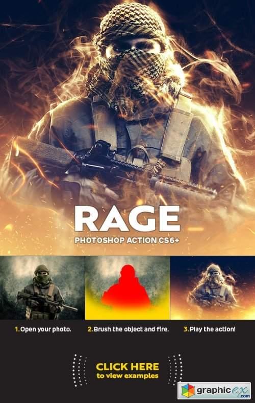 Rage for Photoshop CS6+